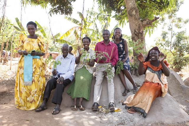 Moringa animators – Iganga Epicenter, Uganda 2017-01