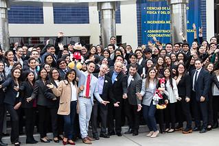 La Universidad San Ignacio de Loyola, comprometida con brindar una educación de calidad global, recibió a representantes de Disney que llegaron a nuestro país a realizar entrevistas laborales a estudiantes USIL.