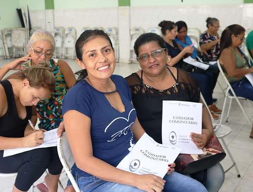 19.07.19. Prefeitura de Manaus disponibiliza 160 vagas para duas turmas de Cuidador Comunitário.