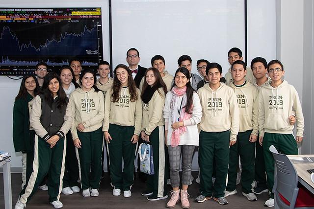 Alumnos de San Ignacio de Recalde  participaron en taller del FILAB
