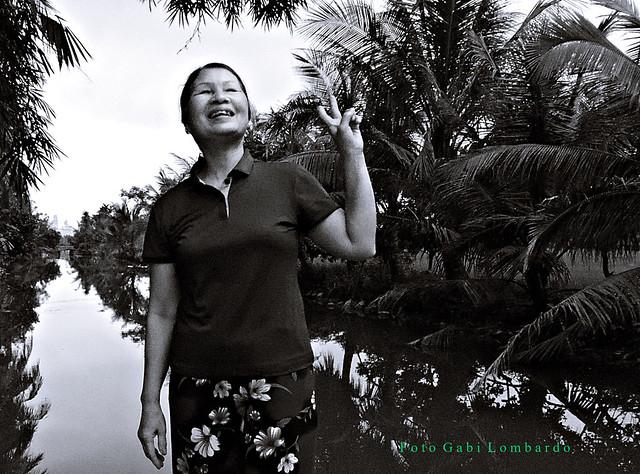 AHORA! (vietnamese woman) El Reto de Julio