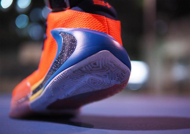 籃球鞋 · 評 – Nike Zoom Freak 1