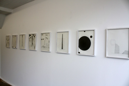 Jan Svenungsson – blyertsteckningar