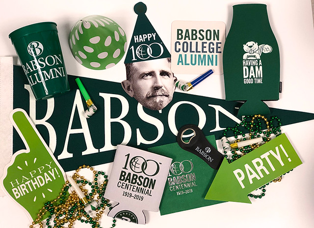 Babson's Birthday