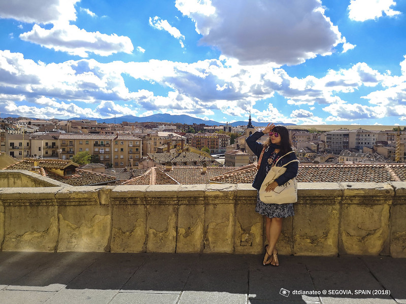 2018 Spain Segovia City Center 3