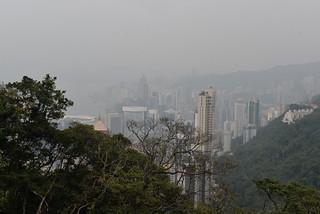 Hong Kong Arch Lugard Rd 12-4-17 1