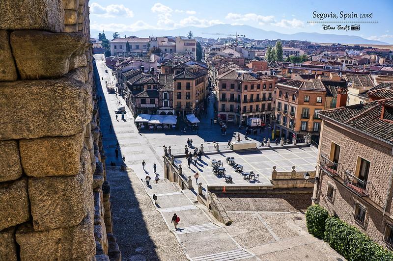 2018 Spain Segovia Aqueduct 1