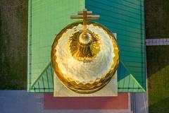 Golden | Kaunas aerial #199/365
