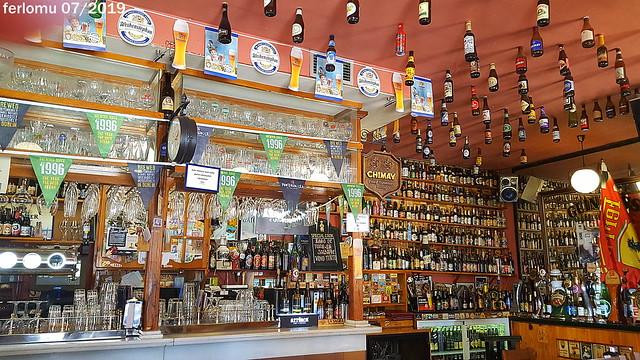 Será por cervezas. Madrid 20190714