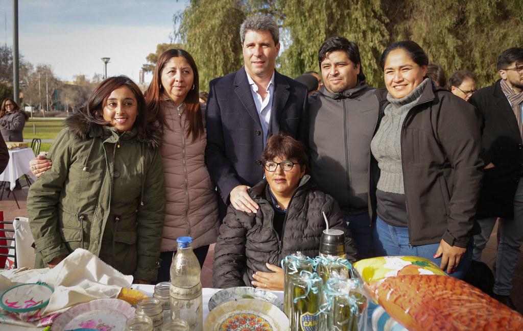 "2019-07-19 PRENSA: Feria de  Talleres Comunitarios ""Día del Amigo"""