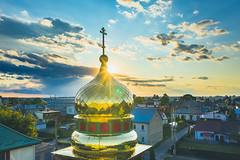 Golden | Kaunas aerial