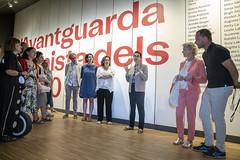 """dj., 18/07/2019 - 16:56 - Barcelona 18.07.2019 El CCCB reuneix les exposicions """"L'Avantguarda Feminista dels anys 70"""""""