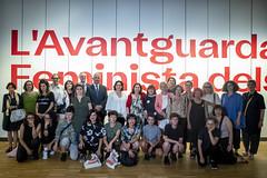 """dj., 18/07/2019 - 16:45 - Barcelona 18.07.2019 El CCCB reuneix les exposicions """"L'Avantguarda Feminista dels anys 70"""""""