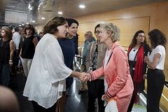 """dj., 18/07/2019 - 16:41 - Barcelona 18.07.2019 El CCCB reuneix les exposicions """"L'Avantguarda Feminista dels anys 70"""""""