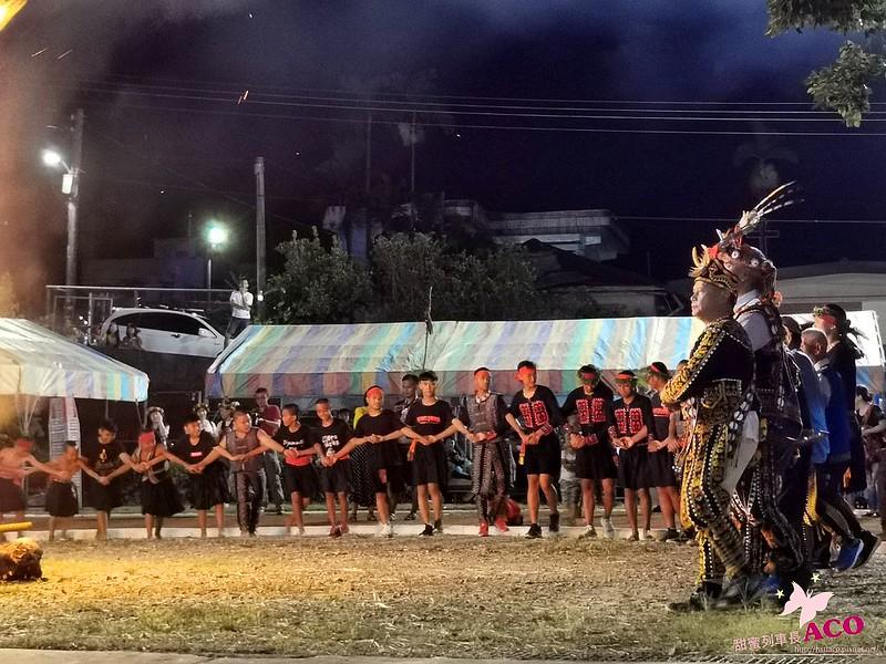 來趣魯拉克斯 歷坵豐年祭28