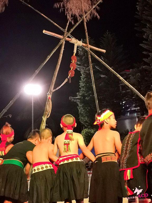 來趣魯拉克斯 歷坵豐年祭2