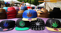 Smokin high time hats