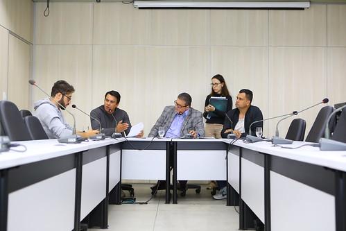 12ª Reunião -  Comissão Especial de Estudo - Segurança das Casas de Show