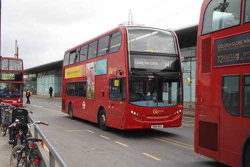 Go Ahead London E168 SN61BGX