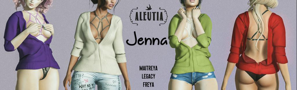 [Aleutia] Jenna
