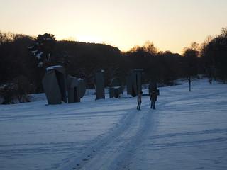 Yorkshire Sculpture Park - 5 December 2010