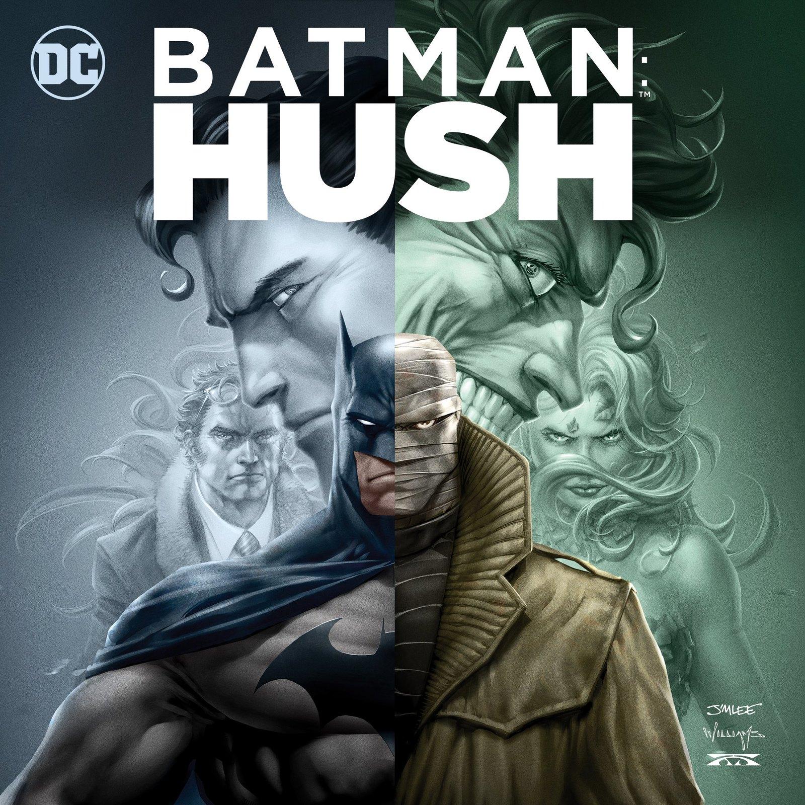 DCU: Batman: Hush