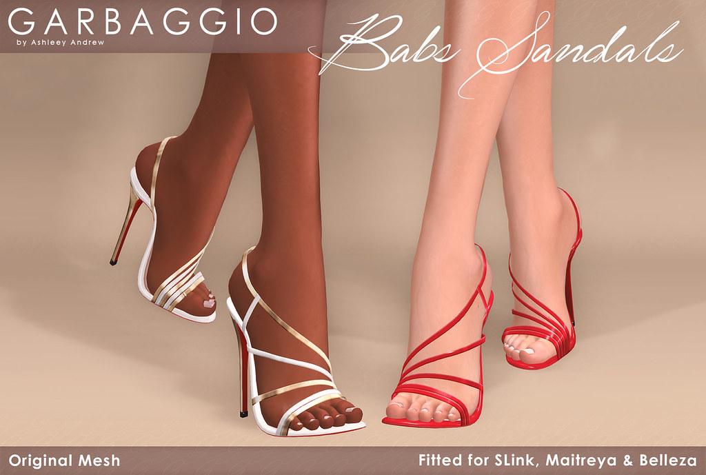 Babs Sandals