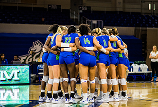 FGCU VOLLEYBALL vs. BETHUNE-COOKMAN