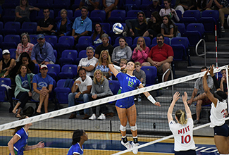 FGCU VOLLEYBALL vs. NJIT