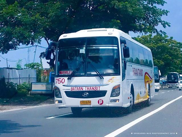 Bataan Transit Co. Inc. #750