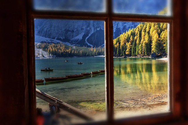 Finestra sul lago