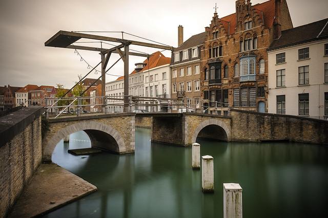 Lange Rei // Brugge