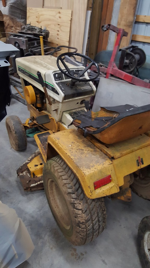 Riding lawn mowers - Page 3 - PY Online Forums - Bringing