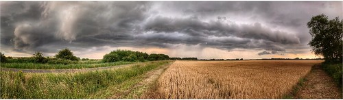 storm rain clouds cloud cloudscape dramatic view sky skywatching weather weatherwatch nature naturephotography naturelovers natureseekers panoramic pano countryside farmland fields horizon outdoors outside image imageof imagecapture photography photoof