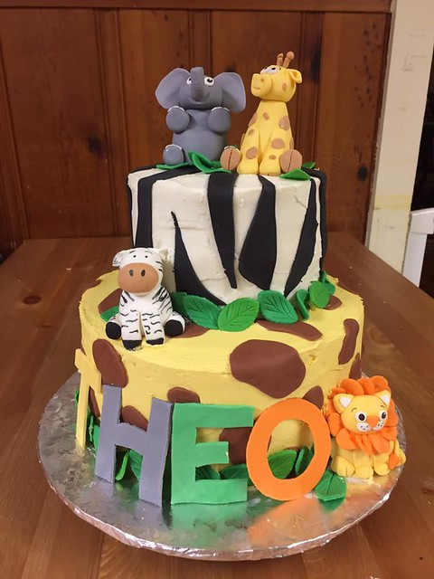 Cake by Sugar Dazed Confectionery