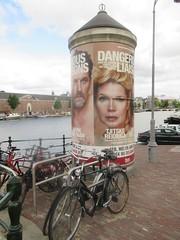 Pillar and Bikes