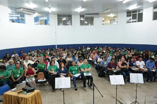 19.07.19. Semed realiza 4ª edição do Fórum Municipal da Educação do Campo, Águas e Florestas.