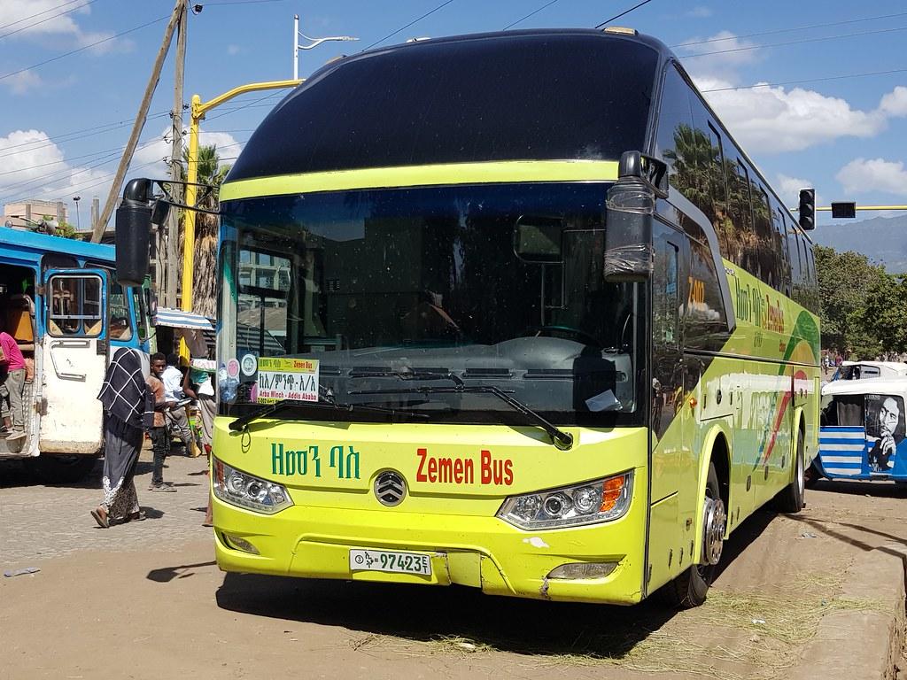 Zemen Bus Etiopia