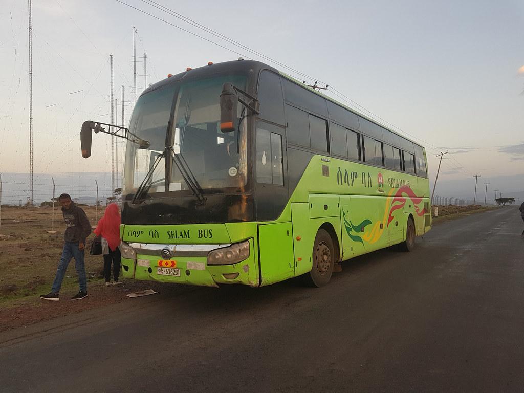 Selam bus Etiopia