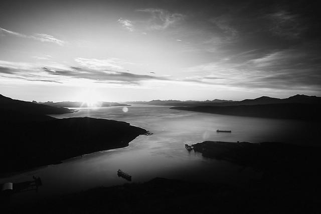 Narvikfjellet Sunset