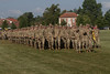 5th Regiment, Advanced Camp, Graduation