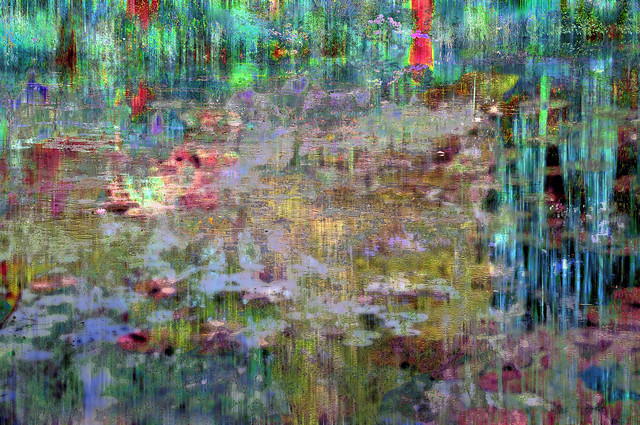 Springtime impression  -  Impression printanière