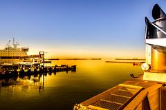 The Port of Ystad