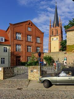 Ein Bisschen Werder-Altstadt