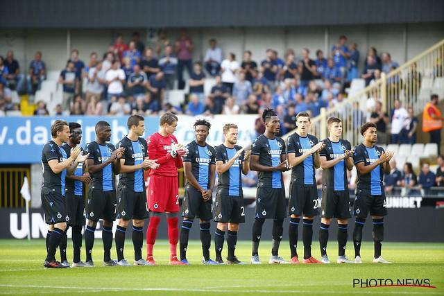 Club Brugge - Sporting CP 19-07-2019