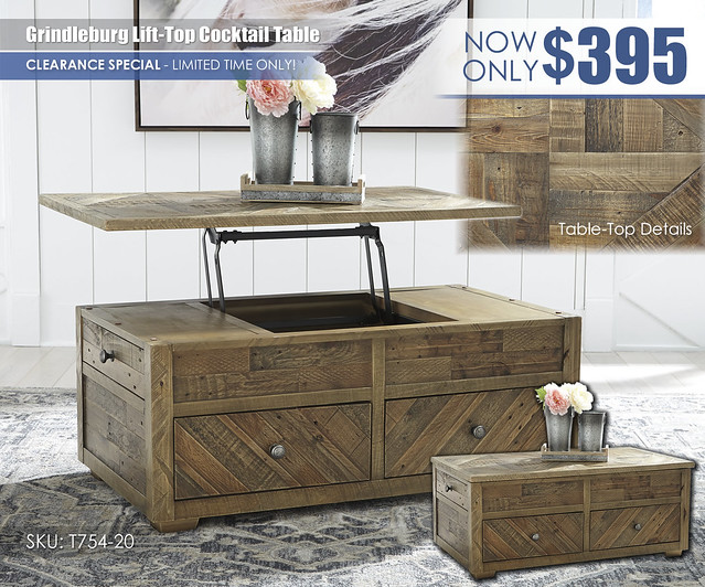 Grindleburg Lift-top Cocktail Table_T754-20-OPEN_Clearance