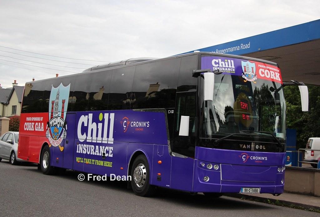 Cronins Coaches Limited (191C11490).