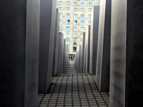Berlino - Memoriale per gli ebrei assassinati d'Europa