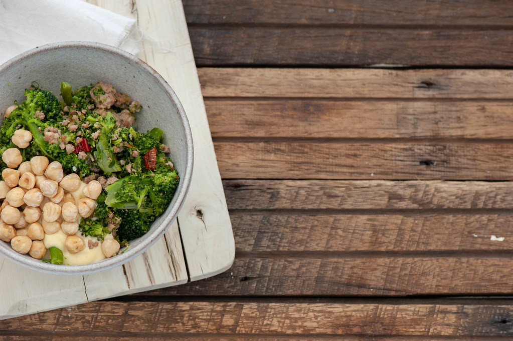 Sausage, Chilli & Broccoli Bowls-2