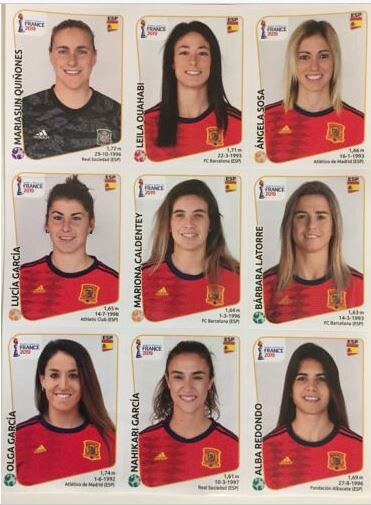 Update Espanha